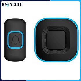 Chuông cửa không dây thông minh Horizen CH-20, chống nước khoảng cách sử dụng trong 300M, 38 loại nhạc