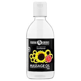 Dầu massage hương hoa hướng dương 410ml