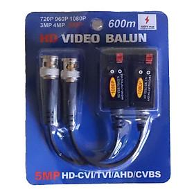 HD video balun 10 bộ 5mp lõi đồng, chất lượng