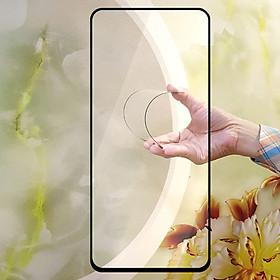 Miếng kính cường lực cho Samsung Galaxy A51 Full màn hình - Đen