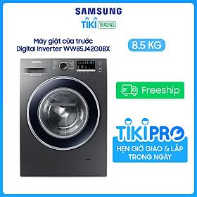 Máy Giặt Samsung Inverter 8.5 kg WW85J42G0BX/SV - Chỉ giao Hà Nội