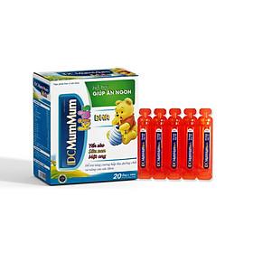 Thực phẩm chức năng IDCMUMMUM Kids DHA - Thực phẩm hỗ trợ giúp ăn ngon (Yến sào, sữa non, mật ong)
