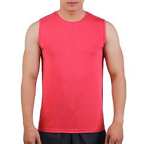 Áo Body Tập Gym Nam Sát Nách Unique Apparel ABSNH1 - Xược Đỏ