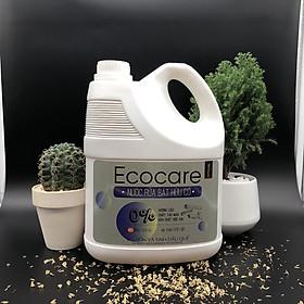 Nước rửa chén hữu cơ Bồ hòn hương Quế 4000ml thương hiệu Ecocare