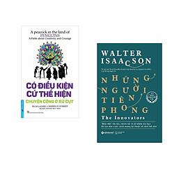 Combo 2 cuốn sách: Có Điều Kiện Cứ Thể Hiện + Những Người Tiên Phong