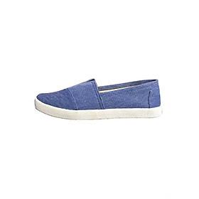 Giày Vải Nữ TS68 - Xanh