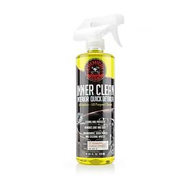 DUNG DỊCH VỆ SINH VÀ BẢO DƯỠNG NỘI THẤT XE CHEMICAL GUYS INNER CLEANER INTERIOR QUICK DETAILER 16OZ