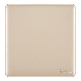 Bull (BULL) switch socket G28 series blank panel whiteboard 86 type panel G28B101 U6 rose gold concealed