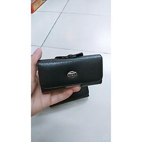 Bao da tui deo hông thắt lưng cho điện thoại 5 inch, 5.2 inch, 5.5 inch,