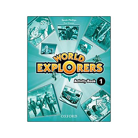 World Explorers 1 Activity Book