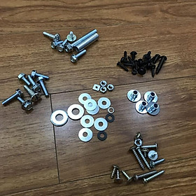 Bộ ốc xe Honda-DREAM Lùn - Bộ ốc gắn xe dành cho Dream-lùn - A995