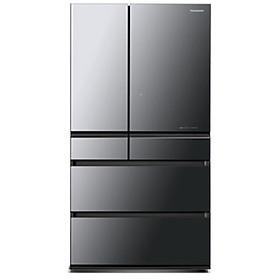 Tủ lạnh Panasonic Inverter 642 lít NR-F654GT-X2 Tặng Bình Đun Siêu Tốc  - Hàng Chính Hãng