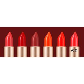 Son Dưỡng Lâu Trôi (màu Patty Red) No 12_Javin De Seoul Flower For Me Velvet Lipstick #12 (Party Red)-2