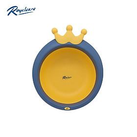 Chậu rửa mặt cho bé gập gọn hình vương miện- hình thỏ Royalcare 8924 - 8900 - Tặng đồ chơi tắm 2 món
