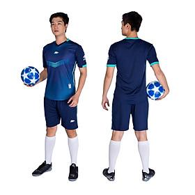 Đồ bộ quần áo thể thao bóng đá nam thời trang EVEREST FT102 Nhiều màu