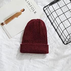Mũ Len Vintage Cá Tính YORN - Hàng Nhập Khẩu