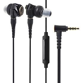 Tai Nghe Nhét Tai Audio Technica ATH-CKS1100iS Solid Bass - Hàng Chính Hãng