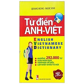 [Download sách] Từ Điển Anh - Việt 292.000 Từ