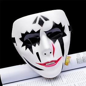 Mặt Nạ Bằng Nhựa Trong Lễ Hội Halloween