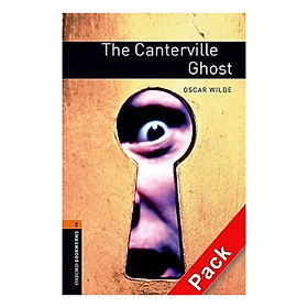 Oxford Bookworms Library (3 Ed.) 2: The Canterville Ghost Audio CD Pack