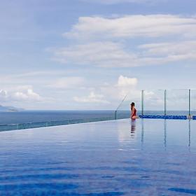 Nagar Hotel 4* Nha Trang - Gói 3N2Đ Gồm Buffet Sáng, Bữa Tối Với Rượu Vang, Xông Hơi, Phòng Trực Diện Biển