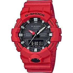 Đồng hồ nam dây nhựa Casio G-SHOCK GA-800-4ADR