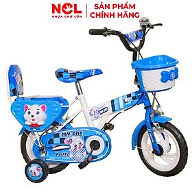 Xe đạp Nhựa Chợ Lớn 14 inch K87 - M1610-X2B