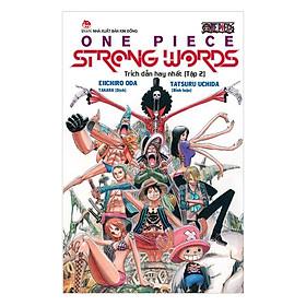 One Piece Strong Words - Trích Dẫn Hay Nhất (Tập 2)