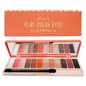 Phấn Mắt LAMEILA Play Color Eyes 12 ô Màu Sắc Ngọt Ngào