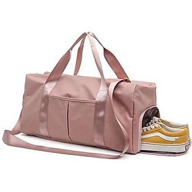 Túi Du Lịch,Phượt, Gym Đa Năng Size Lớn Chống Nước, Có Ngăn Để Giày