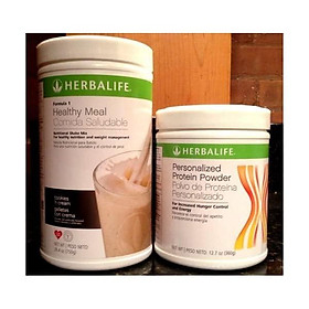 Hỗn hợp sữa lắc dinh dưỡng Herbalife Formula 2