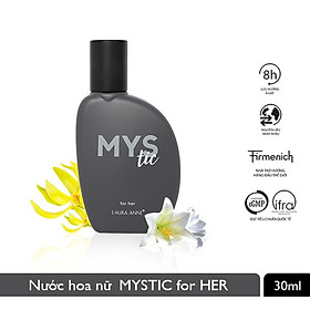 NƯỚC HOA LAURA ANNE MYSTIC FOR HER - 30ML