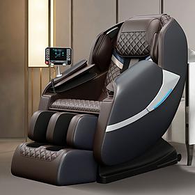 Ghế masage toàn thân trục SL cao cấp Top 432 , Ghế massage thư giãn đa hướng giảm đau hiệu quả, chế độ không trọng lực