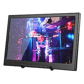 11.6-inch HD Monitor 1920X1080 IPS Panel PS3 PS4 Xbox360 Display Monitor for Raspberry Pi Windows 7 8 10 Thickness 17mm