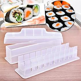 Khuôn , Dụng Cụ Làm Sushi Cơm Cuộn Tiện Lợi