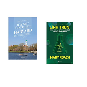 Combo 2 cuốn sách: Bí quyết ứng tuyển vào Harvard  + Lính trơn