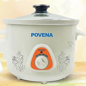 Nồi kho cá Povena 2.5L- PVN-25- Hàng chính hãng