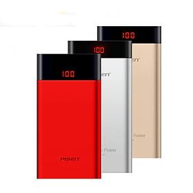 Sạc dự phòng Pisen Color Power Pro 10000mAh - Hàng chính hãng