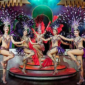 Vé Xem Show Aphrodite Cabaret Show Phuket, Thái Lan