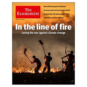 The Economist: IN THE LINE OF FIRE - 31
