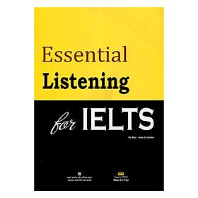 Essential Listening For Ielts (Kèm 1 Mp3)