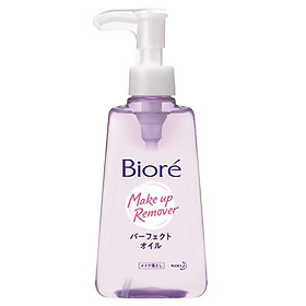 Dầu Tẩy Trang Biore Make Up Remover Perfect Oil (150ml)