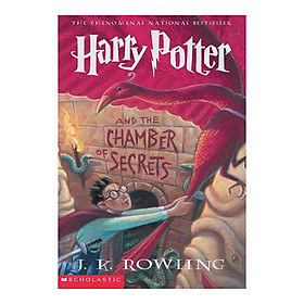 Harry Potter and the Chamber of Secrets (Book 2) (English Book)