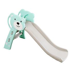 Cầu trượt chú gấu nhỏ BLUE