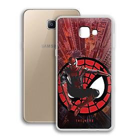 Hình đại diện sản phẩm Ốp lưng dẻo cho điện thoại Samsung Galaxy A9/ A9 Pro - 01034 0536 NERB01 - Hàng Chính Hãng