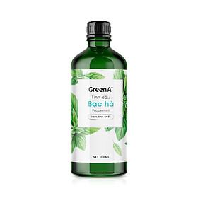 Tinh dầu bạc hà nguyên chất GreenA+