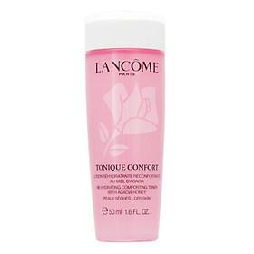Nước hoa hồng Lancome Tonique Confort 50ml - Tách set