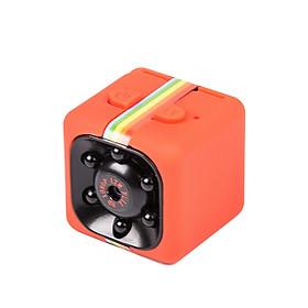 Máy Quay Phim Thể Thao Cầm Tay Full Hd 1080P Mini Car Dv Dvr Máy Ảnh Đa Chức Năng Phát Hiện Chuyển Động Kỹ Thuật Số