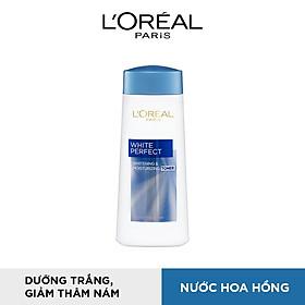 Nước Hoa Hồng Trắng Da White Perfect L'Oreal - 200ml