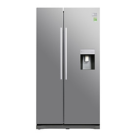Tủ Lạnh Side By Side Inverter Samsung RS52N3303SL/SV (538L)